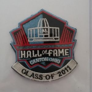 Class of 2011 Hall of Fame Patch
